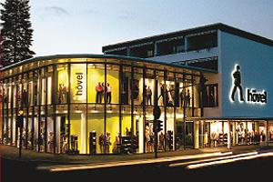 Modehaus Hövel Aussenansicht Kerpen